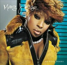 MARY J BLIGE No More Drama CD