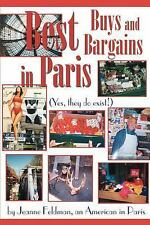 Best Buys and Bargains in Paris: Yes, they do exist!