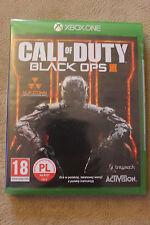 GRA XBOX ONE CALL OF DUTY BLACK OPS 3 III PL PO POLSKU POLSKA WERSJA NOWA