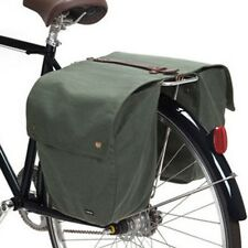 NEW! Linus Bike Pannier Roll-Up Market Bag - Army Green