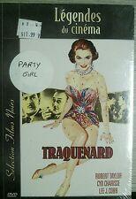 Party Girl New PAL DVD Nicholas Ray Robert Taylor Cyd Charisse
