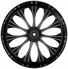 Ride Wright Detroit VIP Covert Billet 18x5.5 Rear Wheel 0585-965-KU-DVB