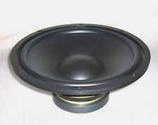 "12"" Polypropylene Poly Cone Woofer Subwoofer. Great Replacement Driver. New"