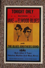 The Blues Brothers Band Tour Poster Palace Hotel Ballroom