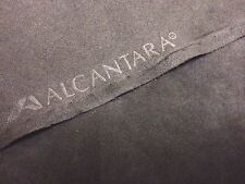 ORIGINAL Alcantara Fabric Panel BLACK 150cm Price for 1,00mx1,50m No Imitation