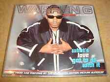 WARREN G feat. ADINA HOWARD - What's Love Got To Do With It  (Maxi-CD)