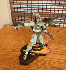 Gentle Giant BOBA FETT Animated Maquette Star Wars Statue Limited Edition