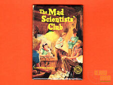"The Mad Scientists' Club cover 2x3"" fridge/locker magnet Scholastic reader"