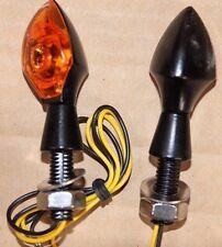 4X 12V LED Indicadores Señales Giro Motocicleta Kawasaki ZX6R ZX7R ZX9R ZX12R Nuevo