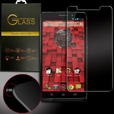 2 pc Motorola Droid Maxx XT1080 Hardness 2.5D Tempered Glass Screen Protector