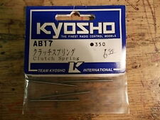 AB-17 Clutch Spring (4) - Kyosho Assault Advance Stinger Blizzard Rampage GP-10