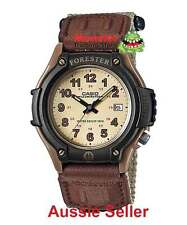 AUSSIE SELLER CASIO WATCHES FORESTER FT-500WC-5B LED LIGHT 12-MONTH WARANTY