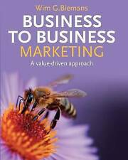Used Book:  Business to Business Marketing