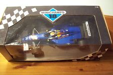 1/18 SAUBER FORD ZETEC C15 JOHNNY HERBERT