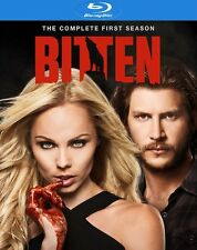 Bitten: First Season 1 (Blu-ray 4 disc) Laura Vandervoort NEW