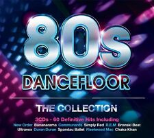 Various Artists - 80's Dancefloor the Collection / Various [New CD] UK - Import