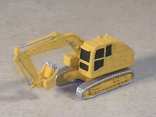 N Scale 2000 Yellow Back Hoe Digger