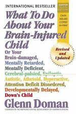 What To Do About Your Brain-injured Child, Doman, Glenn, Acceptable Book