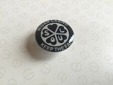 27mm RESIN 3D DOME STICK ON BADGE -WIGAN CASINO -SOUL -MOD- SCOOTER- FAITH
