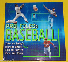 SI Kids Pro Files: Baseball 2012 Biggest Stars & How to Play Like Them NEW See!