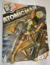 Vintage 1975 GI Joe Atomic Man Atomicman Mike Power Adventure Team Hasbro Figure