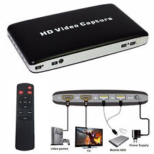 UH50 USB2.0 HDMI HD Video Capture Box Card Portable Game Video Recorder US BP