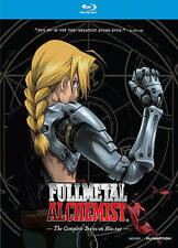 Fullmetal Alchemist The Complete Series Blu-ray 6-Disc Set No Outer Slipcover