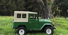 FJ40 Soft Top Kit with frame