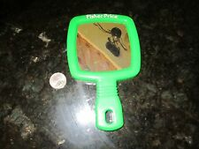 Vintage Little Fisher Price shaving kit shave my pretty purse hand mirror toy
