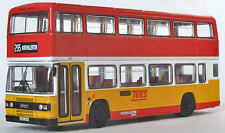 # 29611 EFE Leyland Olympian Double Deck Bus Type B Tees & District 1:76 Diecast