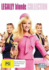 Legally Blonde Trilogy - Legally Blonde / Legally Blonde 2 - Red, White And...