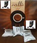 100 capsule caffè espresso compatibili UNO System INDESIT no ILLY KIMBO Napoli