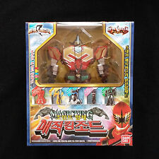 Bandai Power Rangers Magiranger Mystic force Joint Gattai MAGIKING Zord 2012 New