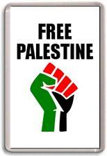FRIDGE MAGNET - FREE PALESTINE - Large Jumbo - Gaza Israel Protest