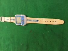 Super *RARE* Nintendo 1989 Super Mario Bros Game Wrist Watch