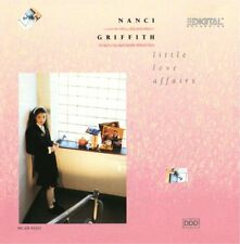 Nanci Griffith - Little Love Affairs (1988)  CD NEW/SEALED  SPEEDYPOST