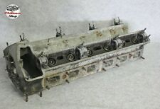 Jaguar XJ42 4.2 engine cylinder head with valves