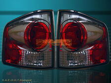 1994-2004 CHEVY S10 SONOMA TAIL LIGHTS 3D STYLE SMOKE 95 96 97 98 99 00 01 02 03