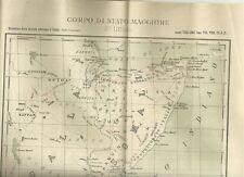 Bollettino Società Africana d'Italia 1889 con Fotografia del Cardinale Massaia