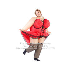 Inflatable funny Sexy Lady costume Barmaid sexy waitress dress Inflatable Sexy