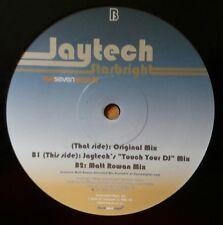 """Jaytech """"Starbright"""" * RDS001 / Orig.,Jaytech's """"Touch Your DJ"""",Matt Rowan Mixes"""