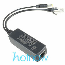 Active PoE Splitter Power Over Ethernet 48V to 12V 2A for IEEE802.3at 24Watt