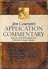 Jon Courson's Application Commentary Volume Old Testament Vol 2