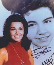 annette FUNICELLO SIGNED 8X10 COLOR PHOTO REPRINT *DISNEY MOUSEKETEERS*