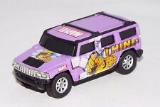 Maisto MARVEL Series The Thing Hummer H2 SUV
