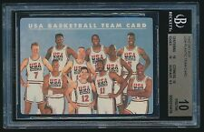 1992 Skybox USA Plastic Dream Team Card Michael Jordan Bird BGS 10 PRISTINE