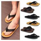 Style Men's Summer Sport Casual Slippers Beach Flip Flops Slippers Sandals Shoes