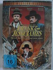 Die letzten Tage von Frank & Jesse James - Kris Kristofferson, Johnny Cash Pidax