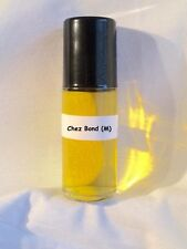 Chez Bond #9 Type 1.3oz Large Roll On Pure Men Fragrance Cologne Body Oil