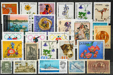 Poland -Lot stamps (ST348)